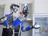 На выставке CeBIT будет представлен кухонный робот ARMAR