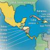 Новые оценки сейсмической опасности в Центральной Америке