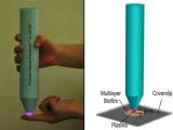 Изобретён плазменный фонарик ликвидирующий различные микробы