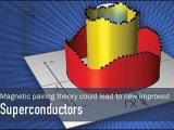 Сверхпроводимость в сверхпроводниках основана на магнетизме