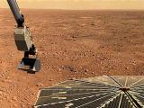 На планете марс нашли запасы органических веществ