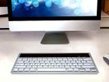 Компания Logitech внедряет технологию Bluetooth для клавиатур K760 с солнечным элементом питания, и распространяющихся под Mac, iPad и Iphone.