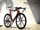 Aston Martin и Factor Bike создали самый передовой дорожный велосипед