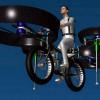Чешские инженеры создают летающий велосипед