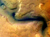 Водные запасы Марса столь же богаты, что и земные