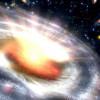 Черная дыра в центре нашей галактики поглотит огромное облако газа