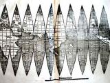 Ученые Германии обнаружили карту мира 16 века