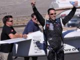 Электрический самолет  Long-ESA побил рекорд скорости