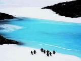 Британские ученые обнаружили под ледниками Антарктиды рифтовую долину