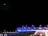 Во время открытия Олимпийских игр в Лондоне,в объектив камер попал НЛО