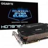 Новинка видеокарты GIGABYTE Radeon HD 7970 SOC