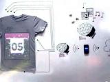 Ученые создали первую программируемую футболку – tshirtOS