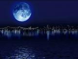 В конце августа над небом будет висеть Голубая Луна