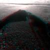 Марсоход Curiosity сделал первый снимок Красной планеты в 3D