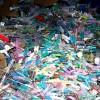 Опасные медицинские отходы в окрестностях алтайского села Ая