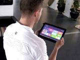 Новая технология позволит управлять планшетом или смартфоном с помощью глаз