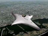 NASA занялось проектом самолета будущего