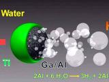 Наноракеты на воде могут безопасно исследовать человеческое тело
