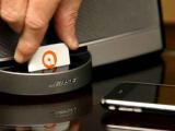Auris Bluetooth Audio Receiver обеспечит беспроводное соединение вашей доковой станции c iPhone и iPad