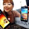 LG Optimus G – мощнейший смартфон с 13 Мп фотокамерой