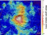 Ученые:на Марсе идет снег из сухого льда