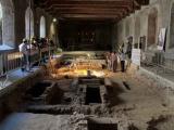 Итальянские археологи раскопали останки предполагаемой натурщицы Леонардо да Винчи, с которой он писал Мону Лизу