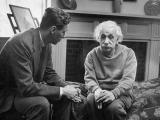 Письмо Эйнштейна о Боге пойдет с молотка