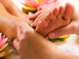 Массаж ног может избавить от неприятных симптомов рака