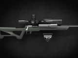 Интеллектуальная винтовка TrackingPoint автоматически поражает цель