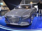 Hyundai Genesis получит новую высокотехнологичную концепцию с HCD-14