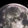 Юпитер и Луна, медленно танцуют для звездочётов