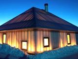 Япония представила новый дом для холодного климата