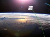 NASA запустит самый большой солнечный парус в 2014 году