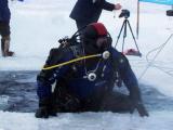 Аквалангисты из Якутии установили рекорд на озере Лабынкыр