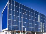 Школа Лос-Анджелеса получила гигантскую солнечную стену Green Dot