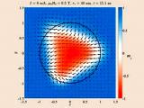 Ученые-физики создали наноразмерные вращающиеся капли магнитного поля
