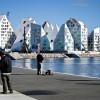 В Дании построили жилой комплекс-айсберг