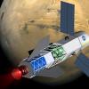 Ученые работают над созданием нового ракетного топлива для полетов на Марс