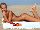 Цвет кожи зависит от цвета фруктов в рационе питания
