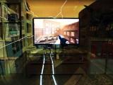 IllumiRoom от Microsoft использует нестандартно игровые визуальные эффекты и в гостиной