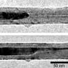 Ученые обнаружили способность нанокристаллов проникать через сужения меньшего размера