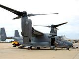 Для транспортировки Обамы американские морские пехотинцы получили конвертоплан Osprey