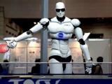 Интеллектуального робота-спортсмена создали ученые из Японии