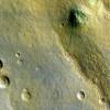 Ученые изучили количество астероидов посетивших Марс