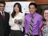 Студенты усовершенствовали бесконтактный сенсорный контроллер Kinect до прибора для спасения жизни