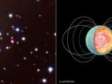 Астрофизики изучили новый вид магнетара SGR 0418