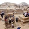 Ученые изучают найденный в Египте Древний город