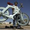 Изобретатель создал велосипед за $ 9 из картона