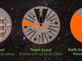 Компания Pocket Spacecraft хочет отправить тысячи индивидуальных спутников на Луну