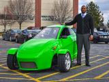 Компания Elio Motors представила трехколесный авто